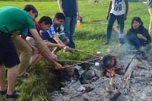 INTERLINK-ISU Bonfire #1
